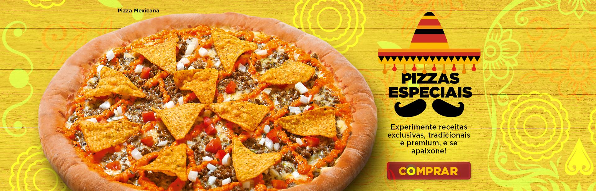 Pizzas - BC