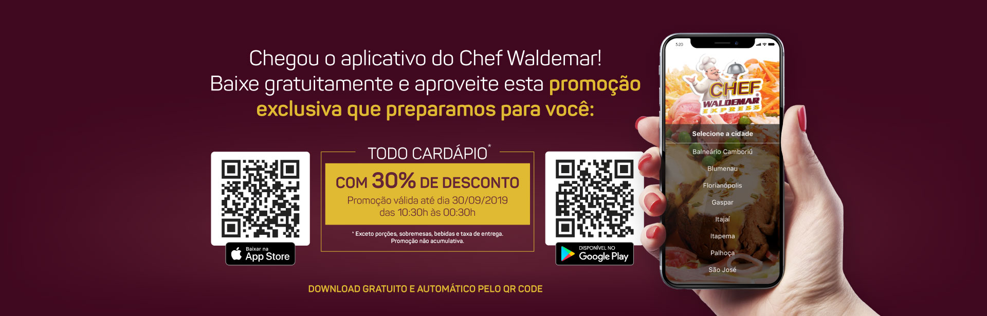 Chef App - FLP