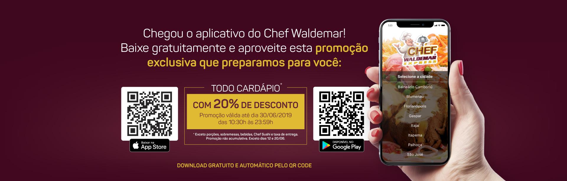 App Chef - BNU - Generico