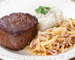 Filet Mignon à Francesa
