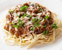 Spaghetti à Bolognese