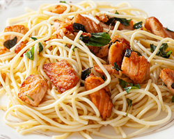 Executivo Spaghetti à Salmone