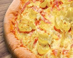 Pizza à Taormina